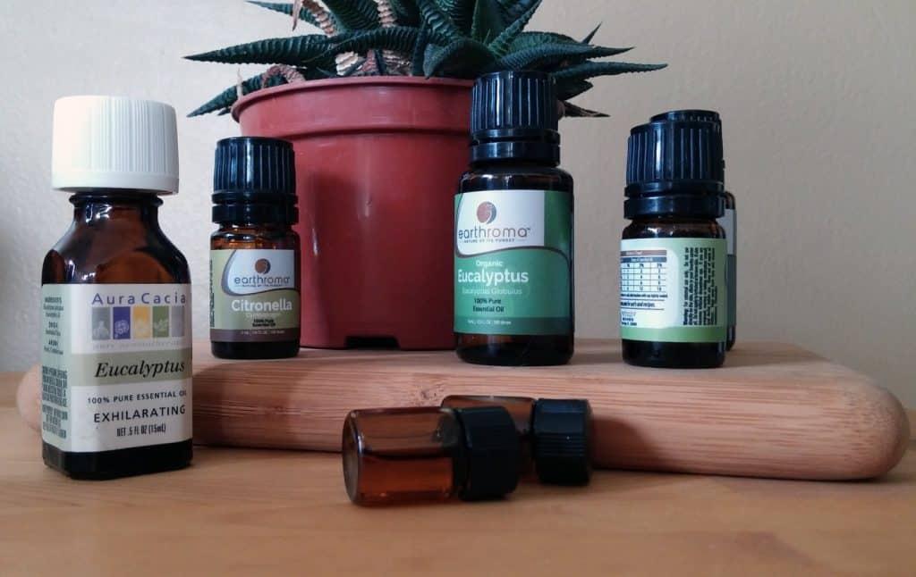synergie huile contre le ronflement