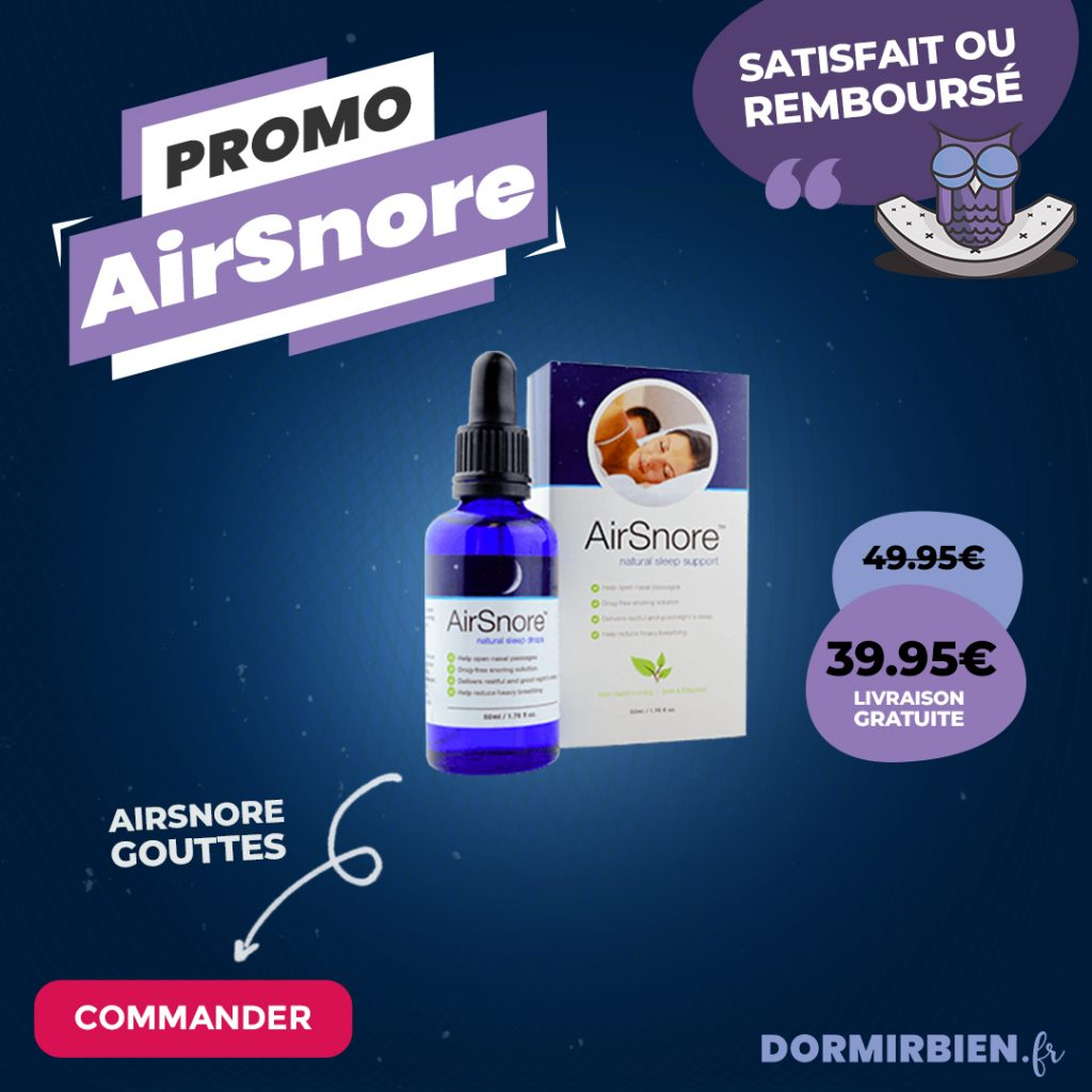 airsnore gouttes